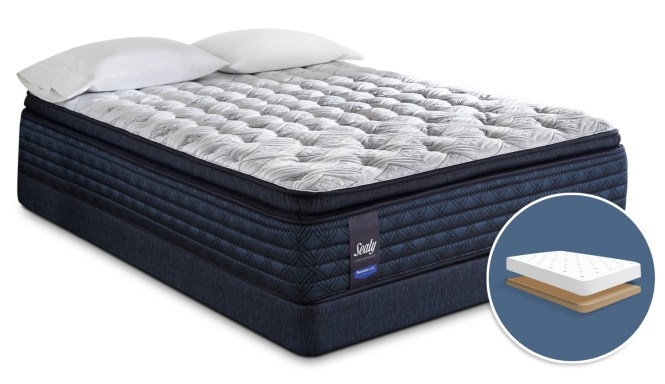 Sealy Posturepedic Hillshire Pillowtop