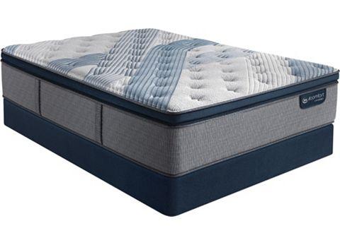 serta icomfort hybrid blue fusion 1000 plush pillowtop