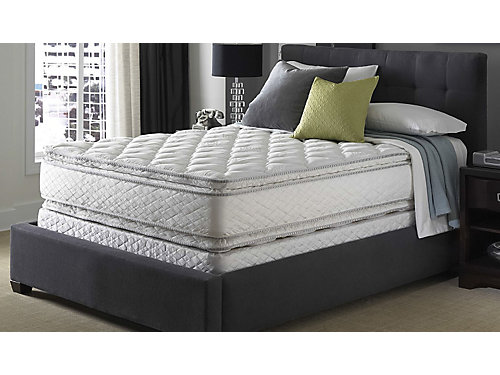 Serta Perfect Sleeper Shire Suite Double Sided Pillowtop