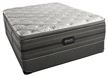 simmons beautyrest black kate luxury firm pillow top