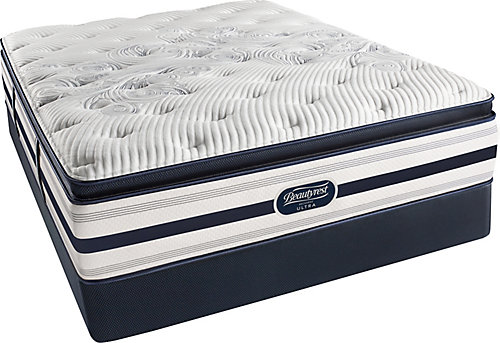 simmons beautyrest recharge classic shakespeare supreme luxury pillowtop