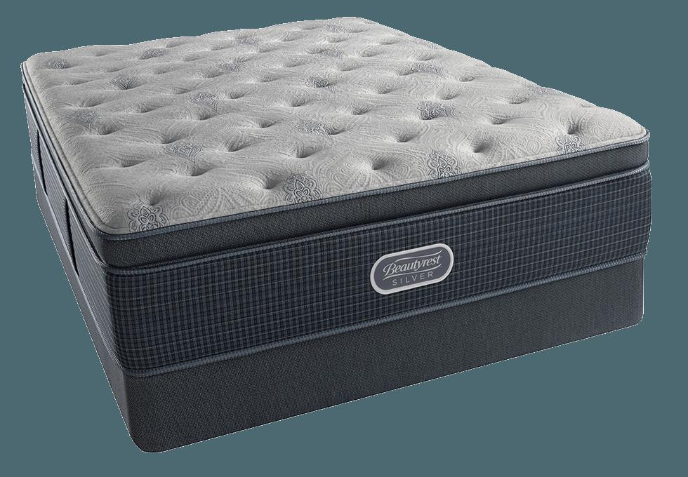 simmons beautyrest silver charcoal