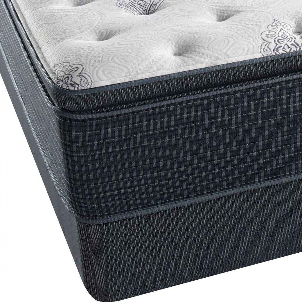 simmons beautyrest silver west palm luxury firm pillowtop