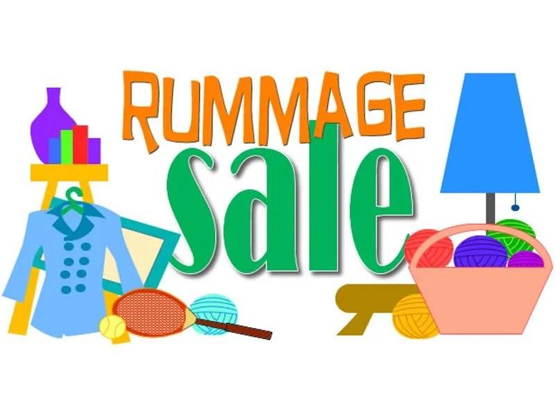 rummage sale good beginnings central vermont rh goodbeginningscentralvt org garage sale pictures clip art garage sale clipart
