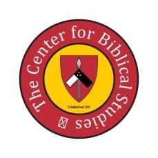 The Center for Biblical Studies Logo