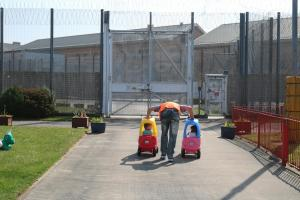 Family day at Doncaster. Credit: Serco
