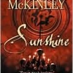 Sunshine, Robin McKinley, Book Cover, Red