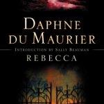Rebecca, Daphne DuMaurier, Book Cover