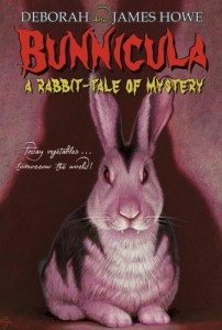 Bunnicula Deborah James Howe Book Cover