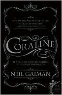 Coraline Neil Gaiman Book Cover