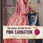 Secret History Of the Pink Carnation, Lauren Willig, Book Cover