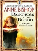 Daughter of The Blood by Anne Bishop Book Cover