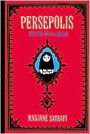 Persepolis, Marjane Satrapi, Book Cover