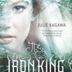 The Iron King Julie Kagawa Book Cover