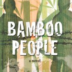 Bamboo People, Mitali Perkins, Book Cover, Green