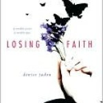 Losing Faith, Denise Jaden, Book Cover, Butterflies