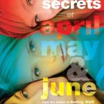 The Extraordinary Secrets of April, May, And June, Robin Benway Book Cover