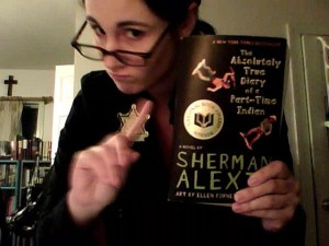 The Absolutely True Diary of A Part Time Indian by Sherman Alexie | Book Review