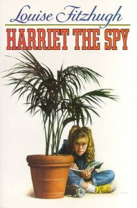 Harriet The Spy 90s Book Cover Louise Fitzhugh