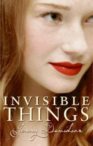 Invisible Things Jenny Davidson Book Cover