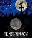 The Monstrumologist Rick Yancey Book Cover