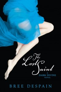 The Lost Saint Bree Despain Book Cover