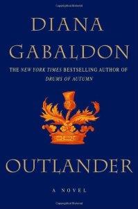 Outlander, Diana Gabaldon, Book Cover