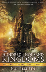 The Hundred Thousand Kingdoms, NK Jamisin, Book Cover