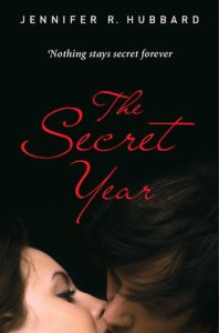 The Secret Year Jennifer Hubbard Book Cover