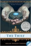 The Thief by Megan Whalen Turner Book Cover