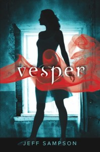 Vesper, Jeff Sampson, Book Cover
