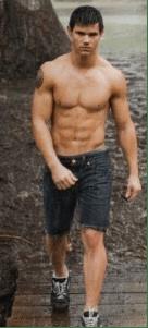 Jorts, Taylor Lautner