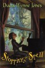 Stopping For A Spell, Diana Wynne Jones, Book Cover