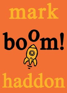 Book Briefs: Boom by Mark Haddon and Radiance by Alyson Noel