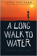 A Long Walk To Water, Linda Sue Park, Book Cover