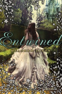 Entwined, Heather Dixon, Book Cover