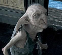 Krecher, House elf, Harry Potter