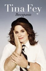 Bossypants, Tina Fey, Book Cover, Man hands