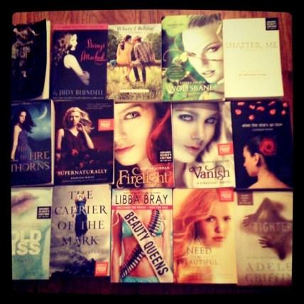 Contest Books