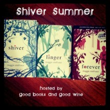 Shiver trilogy, maggie stiefvater, books, shiver summer