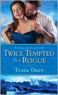 Twice Tempted By A Rogue by Tessa Dare Book Cover