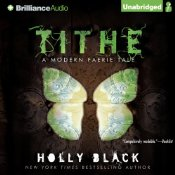 Tithe by Holly Black Audiobook Cover