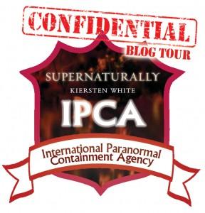 Confidential, IPCA Badge