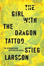 The Girl With The Dragon Tattoo, Stieg Larsson, Book Cover