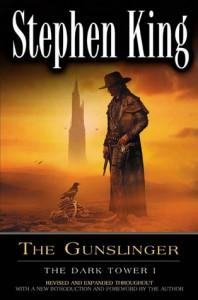 The Gunslinger, Stephen King, Roland Deschain, Book Cover