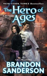 The Hero Of Ages by Brandon Sanderson Book Review