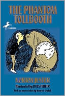 The Phantom Tollbooth, Book Cover, Norton Juster