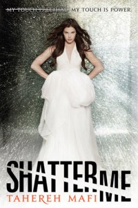 Shatter Me by Tahereh Mafi Book Review