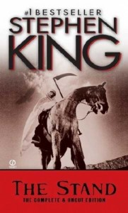 The Stand, Stephen King, Book Cover