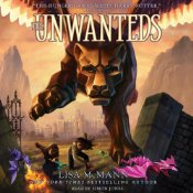 The Unwanteds, Lisa McMann, Book Cover, Audiobook cover,